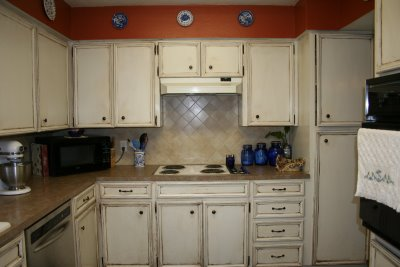 cabinets refinished without sandpaper