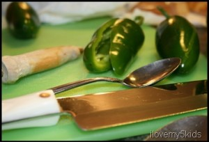 Easy Stuffed Jalapenos