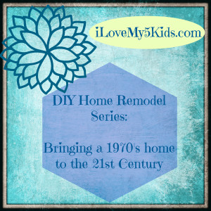 DIY Home Remodel Series