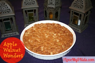 Apple Walnut Wonders