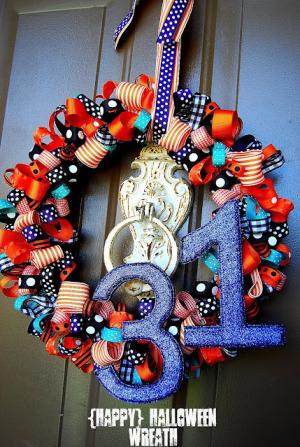happy+wreath