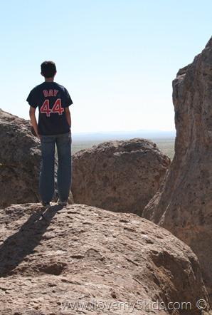 City of Rocks @loving5kids