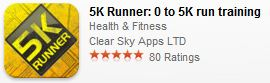 My Favorite Fitness Apps