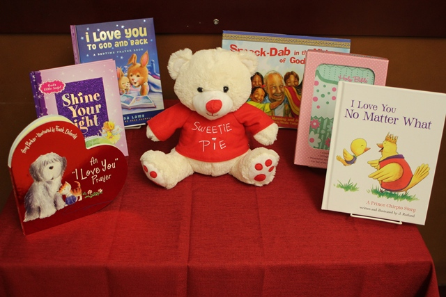 Valentine's Books Giveaway loving5kids