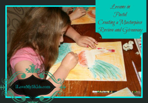 Creating a Masterpiece Lessons in Pastel Review and Giveaway