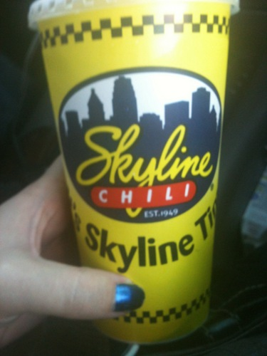 Skyline Chili @loving5kids