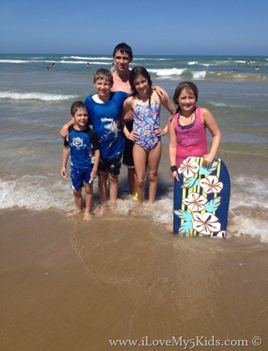 South Padre Island, Texas loving5kids