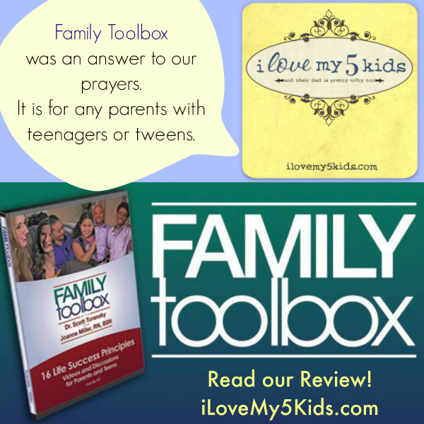 Family Toolbox Review