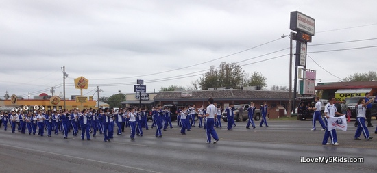 Del Rio Marching Band