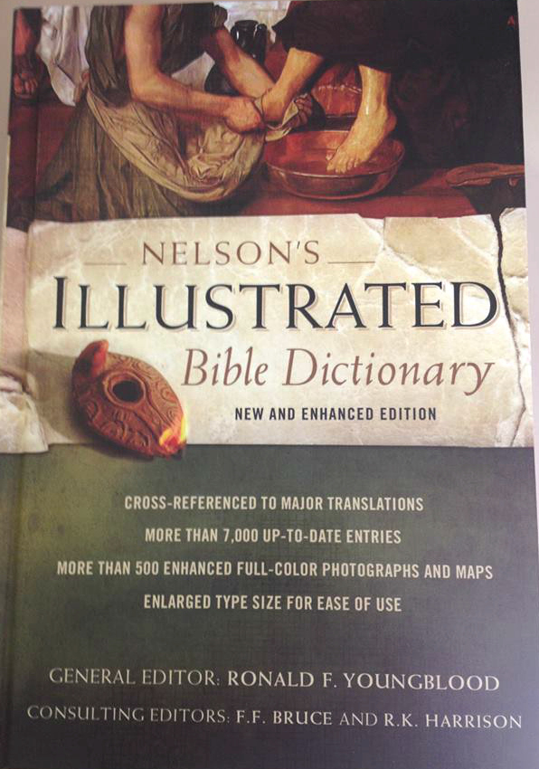 what is a bible dictionary