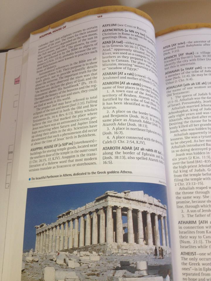 What is the Parthenon