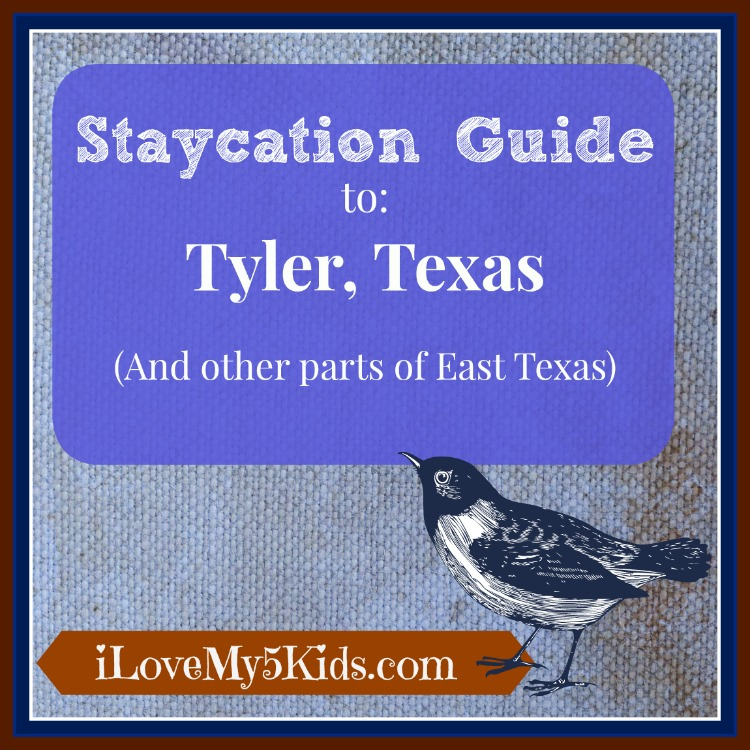 Staycation Guide Tyler Texas