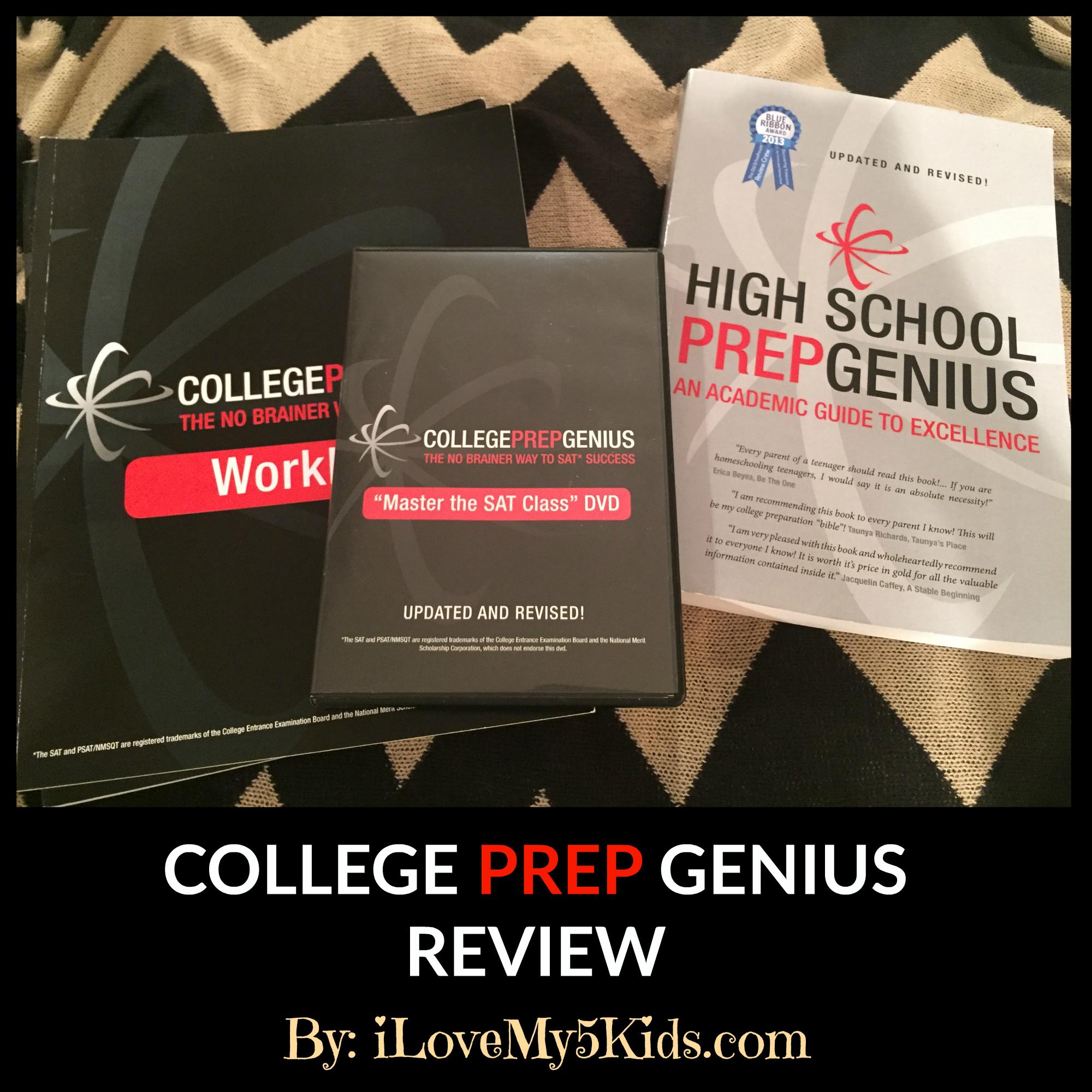 College Prep Genius Review