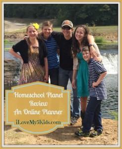 Homeschool Online Planner