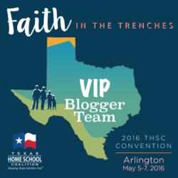 Texas Homeschool Blogger