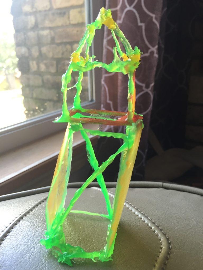 3D Homeschool Project