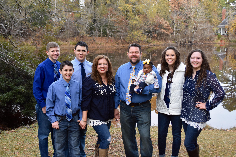 ilovemy5kids family